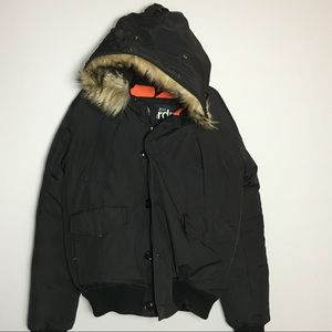 Superdry • Hooded Puffer jacket
